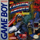 Captain America and the Avengers (Game Boy)